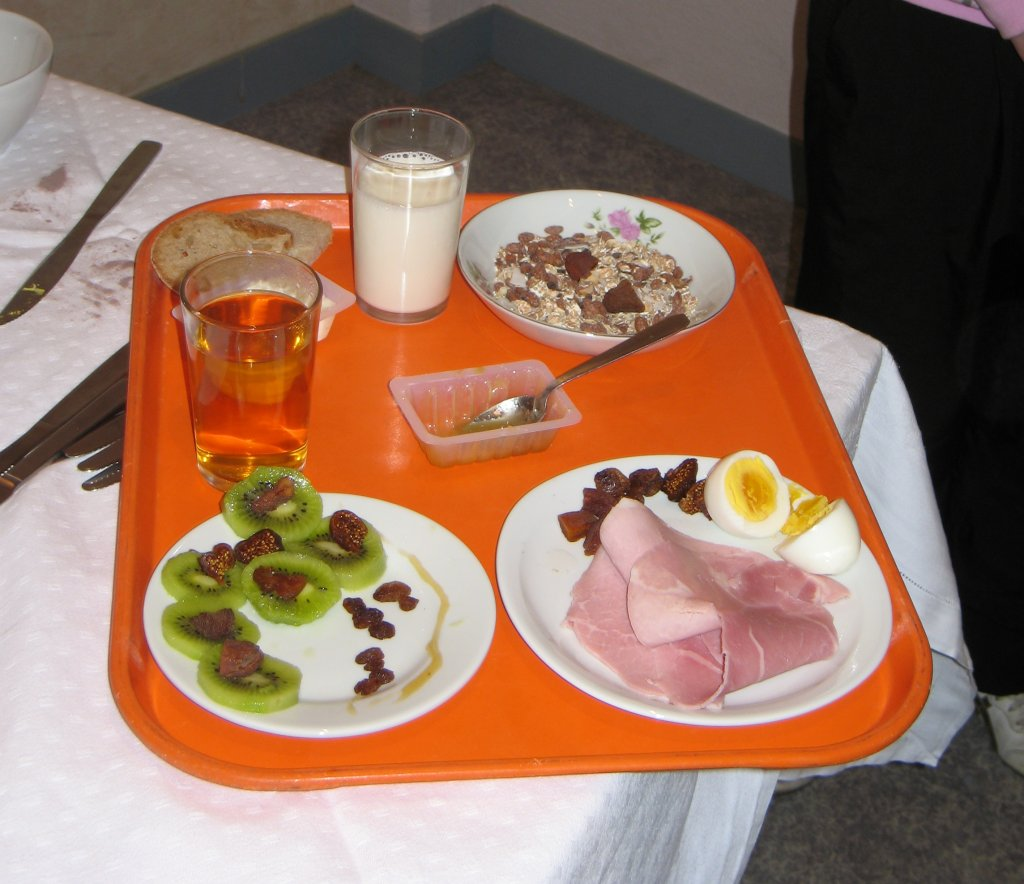 Kahvalti Tabaği Sosisli