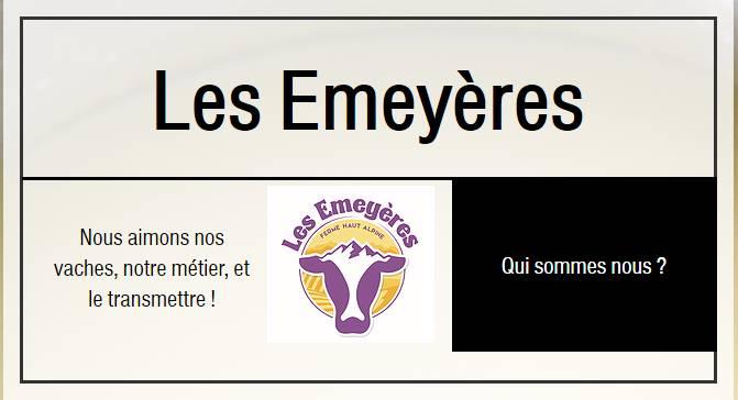 La boutique de la ferme du lycée agricole des Emeyères